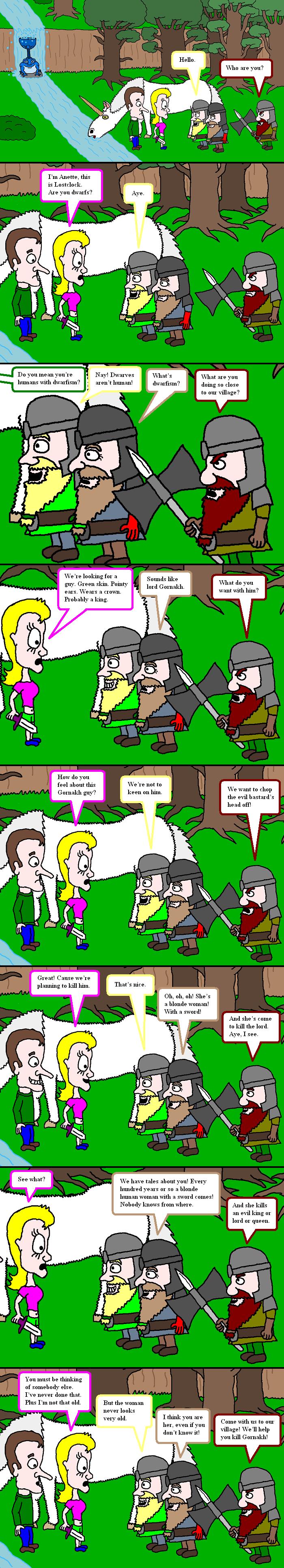 Dwarves and dwarfism