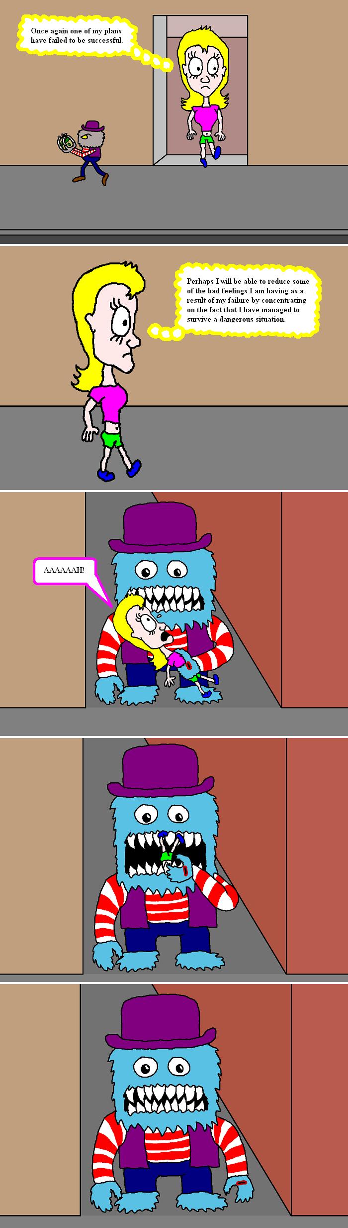 The tenth last strip