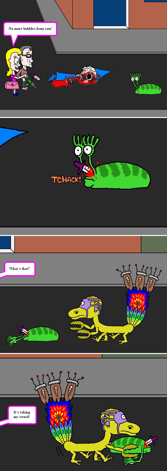 Seizing slug
